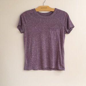 BDG light purple T-shirt
